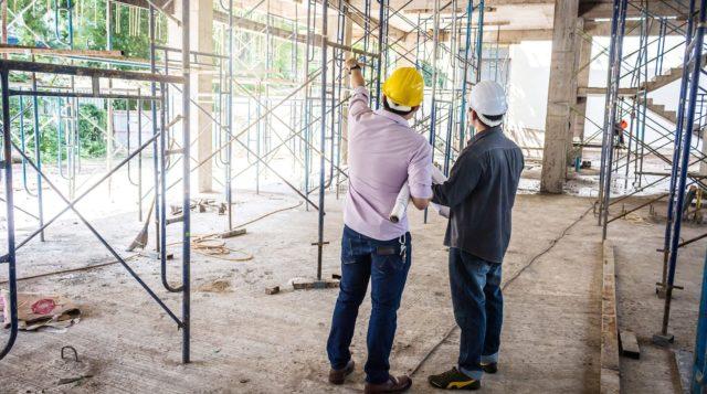 Мониторинг строящихся объектов в Казани